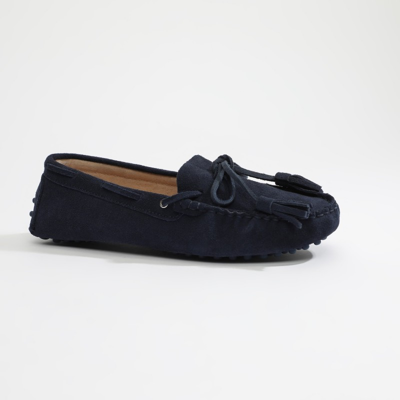 Mocassin January Lacets...